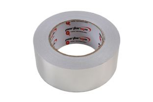 Connect 37095 Aluminium Foil Tape 50mm x 45m Roll Pk of 1
